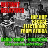 African Urban Music Radio Show - Podcast 10/01/2016