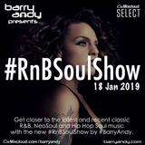 #RnBSoulShow 18-Jan-19