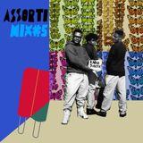 Assortimix #5 - Schildpad op z'n rug