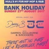 Back 2 Back DJ's // DJ Danny B - DJ JC - Road Block Party Promo Mix #DaaamnDaniel #GetEmJC.m4a