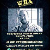 PROFESSOR LORYEL ROCHA NO SEM PAPAS NA LÍNGUA - WEB RÁDIO LIVRE