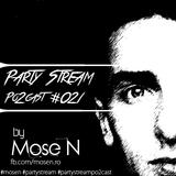 Mose N @ CDJ Radio - Party Stream Po2cast #021