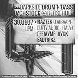 Ryck - Live at DARKSIDE @ Dachstock Reitschule Berne 30.09.2017