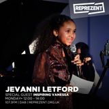 Jevanni Letford w/ Inspiring Vanessa & Dre Hudson | 8th October 2018