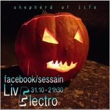 """Shepherd of life mix"" - Live FB- Halloween session - 31/10/2017"