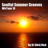 MixTape 18 - Soulful Summer Grooves