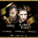 Winter Opening Mosaic with Marco Bailey & Coyu 2017-11-18 Fran Roma set