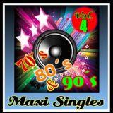 Maxi Singles 70,80 & 90s Vol.4