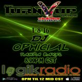 DJ OPHICIAL -  R&B AMD HIP HOP VOL.1 THE TURN UP SHOW VIOLATOR ALL STAR DJS