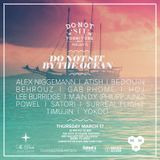 Lee Burridge Live Do Not Sit By The Ocean Miami WMC MMW 17 Mar 2016