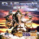Dj Seek - Live on Tribal Tech Git Down (Dec 14 2011)