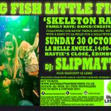 Slipmatt - Live @ Big Fish Little Fish Edinburgh 30-10-2016