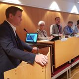 Kommunfullmäktiges sammanträde 11 juni 2018
