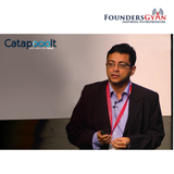 """Crowdfunding for startups"" with Catapooolt founder Satish Kataria"