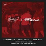 Budweiser x Boxout Wednesdays 025.3 - Drum Attic [30-08-2017]