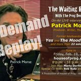 The Waiting Room - 2-19-2016 including interview with Patrick Moraz