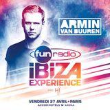 Armin Van Buuren - Fun Radio Ibiza Experience 2018