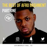 @DJCEEB_ | - #CBWEEKLY VOL 12 - THE BEST OF AFRO BASHMENT PART 1