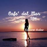 Kabaret Maker  - sunset at Cafè del Mar  -San Antonio - Ibiza -  june  012