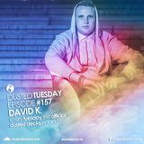 Dusted Tuesday #157 - David K. (Sep 22, 2014) - Special Live Set from Tanzhaus West Frankfurt DE