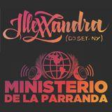 Illexxandra live at El Ministerio de la Parranda
