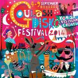 Goulash Disko Festival 2014 live mix