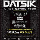 NINJA NATION TOUR SLIM3FREAK/KINETIX MIX