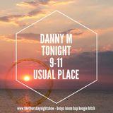 Danny M - Same Time Same Place