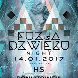 Soundtraffic Night Session - 14/15.01.2017 - Fuzja Dzwieku