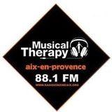 Emission Musical Therapy W/ Cédric EP Digital Music & TrackWasher @Radio Zinzine 88.1FM