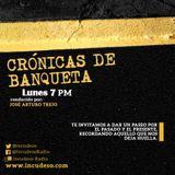 Crónicas de Banqueta con Rodrigo HIdalgo 24-016-19