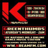 Greenthumbs - KreamFM.Com 20 OCT 2019