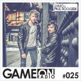 GAMEON Radio #025