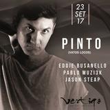 Pinto @ Vertigo, Costa Rica - Love+Music 3rd Aniversary 2017