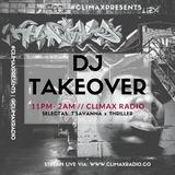 #CLIMAXPRESENTS: DJ TAKEOVER!   SELECTAS: @ItsKingThriller x @Toniaa19 - on @ClimaxRadio