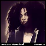 Deep Soul Radio Show - Episode 22