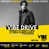 Mista Jiggz - 90s RnB Vibe Drive Mixes on VIBE105