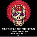[Re]Kreativ GlobalBass @ Carnival of the Dead (Halloween 2013 ) DJ GiMiX NoMaD