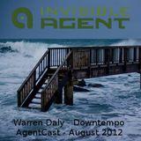Warren Daly - Downtempo - AgentCast - August 2012