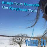 Songs from Beneath the Spaghetti Tree, Volume 20