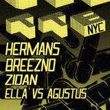 Zidan Live @ Deep Kiss Tuesdays ft POPULETTE 13/3/12