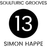 Soulfuric Grooves # 13 - Simon Happe - (April 10th 2019)