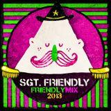 Friendly Mix 2013