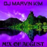 DJ MARV!N K!M - Mix Of August 2013 + Download