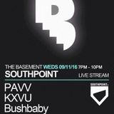 The Basement Studio - Southpoint Takeover with Pavv, Bushbaby, KXVU, Noble & Razor - 09-11-16.