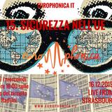 #IT EUROPHONICA - UE & SICUREZZA - Strasbourgh Live- 16.12.2015