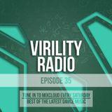 Virility Radio #35 | DJ WAZZP Last School Day Set
