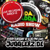 BADDA BADDA RADIO LIVE RECORDING MARCH 17TH