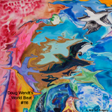 Doug Wendt's ALL WORLD BEAT #116 - mixed March 8th 2015