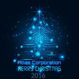 ATLAS CORPORATION - MERRY CHRISTMAS 2016 TRANCE